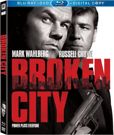 Broken City will be released on Blu-ray and DVD on April 30, 2013