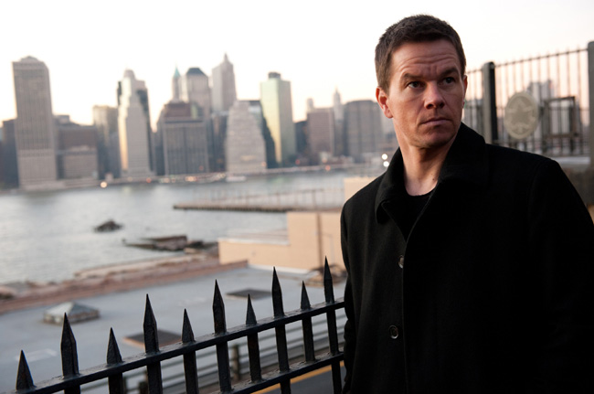 Mark Wahlberg in Broken City