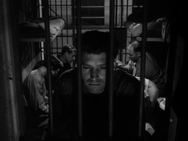 Burt Lancaster stars in Jules Dassin's 1947 noir Brute Force.