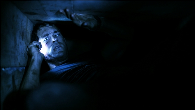 Ryan Reynolds stars in Rodrigo Cortés' Buried.