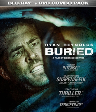 Buried was released on Blu-Ray and DVD on Jan. 18, 2011.