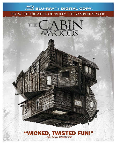 The Cabin in the Woods was released on Blu-ray and DVD on September 18, 2012