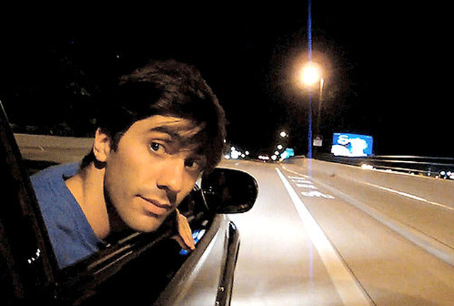 On the Road: Nev Schulman in 'Catfish'