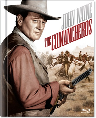 The Comancheros was released on Blu-Ray on May 17, 2011