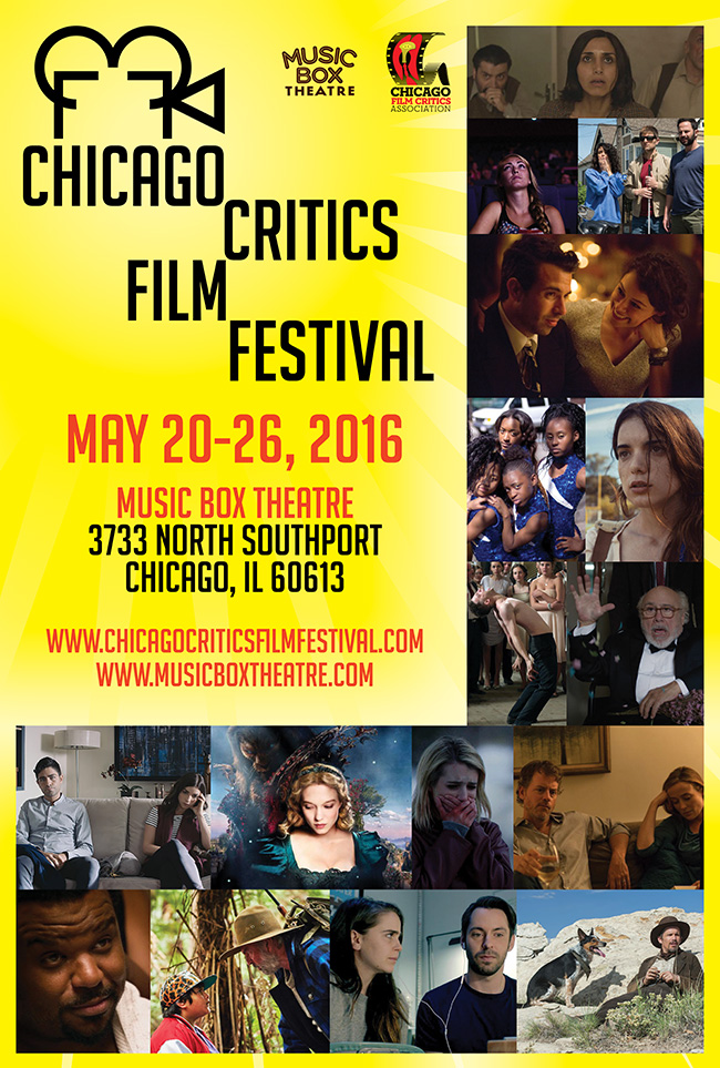 2016 Chicago Critics Film Festival