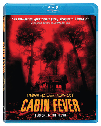 Cabin Fever was released on Blu-ray on February 16th, 2010.