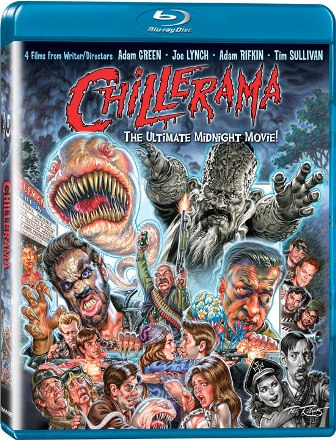 Chillerama was released on Blu-ray and DVD on November 29th, 2011