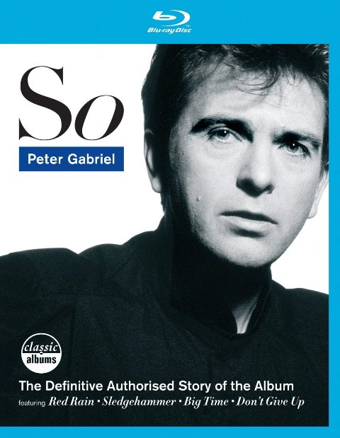 Classic Albums: Peter Gabriel: So was released on Criterion Blu-ray and DVD on October 23, 2012