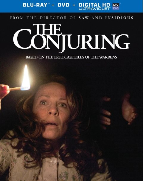 The Conjuring was released on Blu-ray and DVD on October 22, 2013