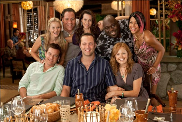 Couples Retreat was released on Blu-ray and DVD on February 9th, 2010.