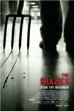 The Crazies was released on DVD and Blu-ray on June 29th, 2010