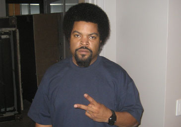 Ice Cube Chilling in Chicago, February 29th, 2012
