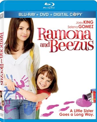 Ramona and Beezus was released on Blu-ray and DVD on November 9th, 2010