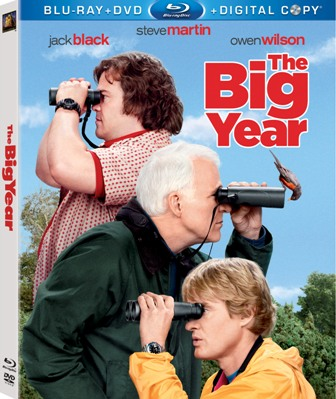 The Big Year was released on Blu-ray and DVD on January 31, 2012