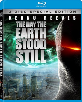 The Day the Earth Stood Still was released on Blu-Ray on April 7th, 2009.