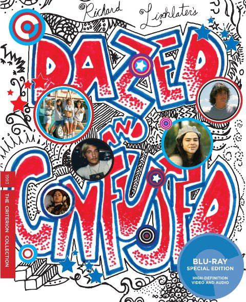 Dazed and Confused was released on Criterion Blu-ray and re-released on Criterion DVD on October 25th, 2011