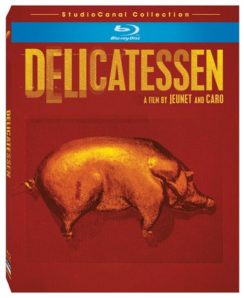 Delicatessen was released on Blu-ray on September 14th, 2010