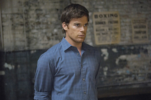 Michael C. Hall as Dexter Morgan (Season 4, episode 2)
