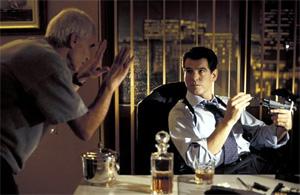 Pierce Brosnan in Die Another Day