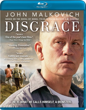 Disgrace was released on Blu-Ray and DVD on April 27th, 2010.