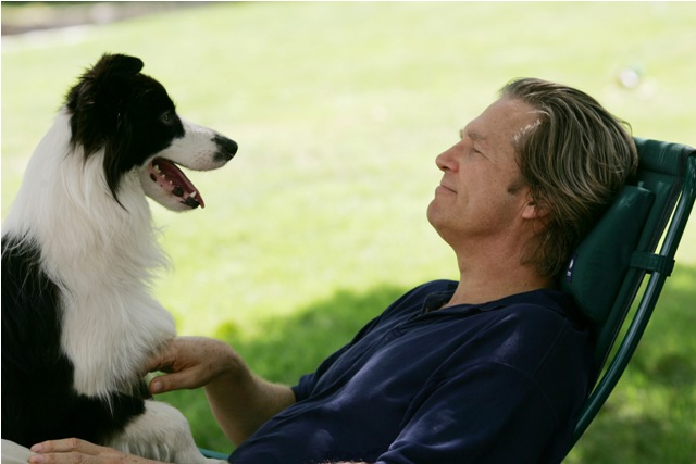Jeff Bridges star in George LaVoo's A Dog Year.