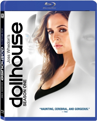 Dollhouse: Season One was released on Blu-Ray on July 28th, 2009.