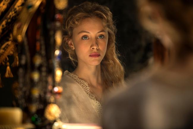 Sarah Gadon in Dracula Untold