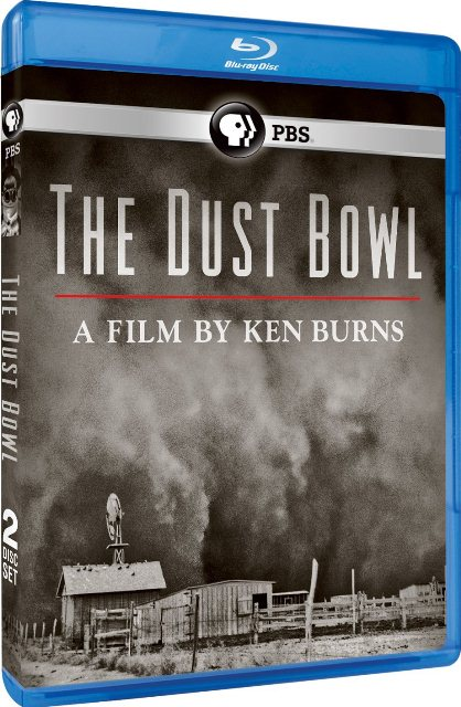 The Dust Bowl was released on Blu-ray and DVD on November 20, 2012