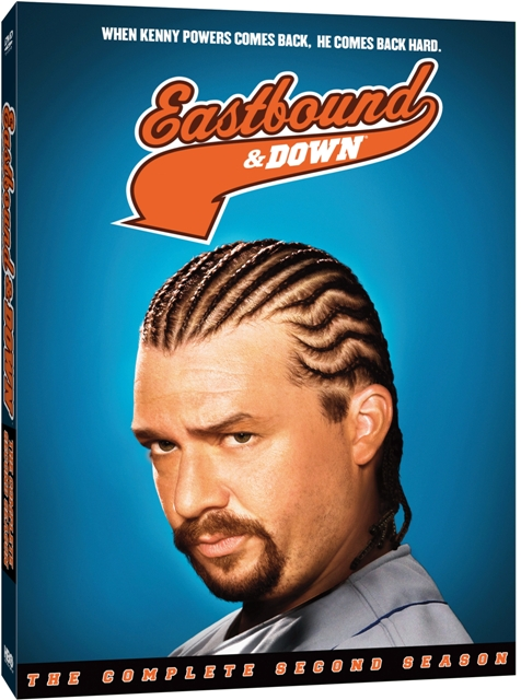 Eastbound and Down: The Complete Second Season was released on DVD and Blu-ray on August 2nd, 2011