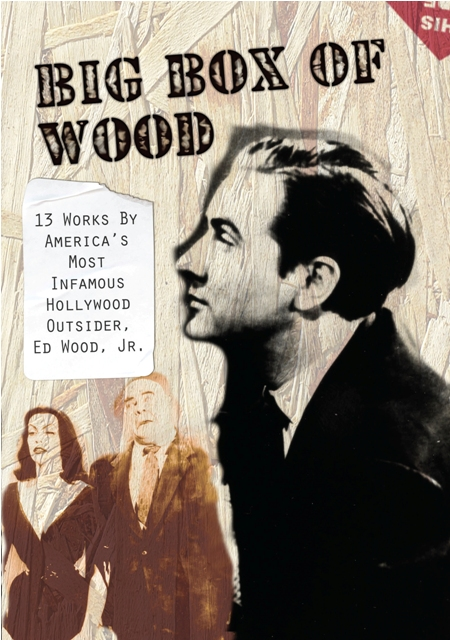 Big Box of Wood was released on DVD on July 26th, 2011
