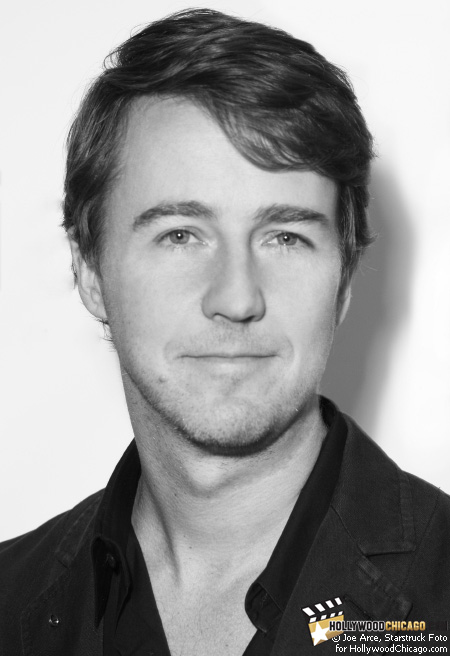 Edward Norton for Stone at 2010 Chicago International Film Festival
