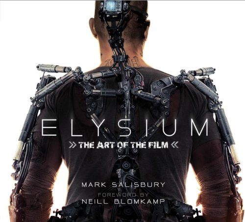 Elysium: The Art of the Film was released on August 6, 2013