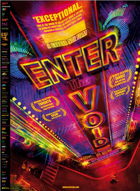 Gaspar Noé's Enter the Void was released Sept. 24 at the Music Box.