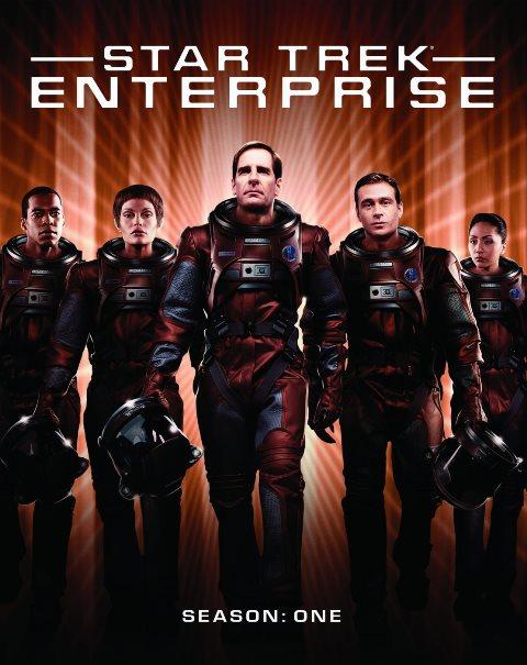 Star Trek: Enterprise: Season One was released on Blu-ray on March 26, 2013