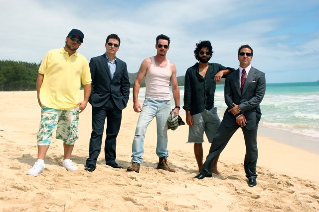 Entourage: The Complete Fifth Season was released on DVD on June 30th, 2009.
