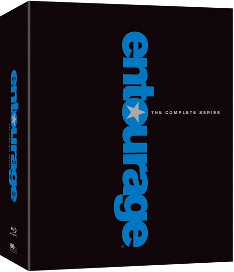 Entourage: The Complete Series was released on Blu-ray on November 6, 2012