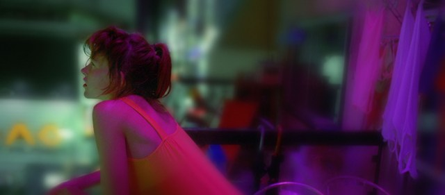 Enter the Void was released on Blu-Ray and DVD on January 25th, 2011