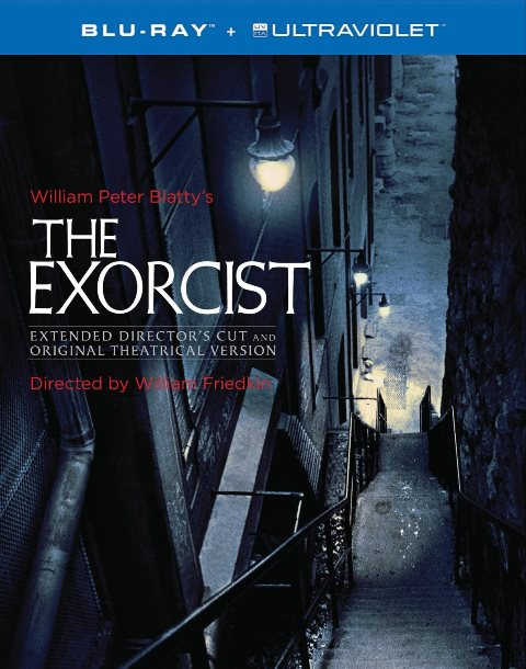 The Exorcist: 40th Anniversary Edition was released on Blu-ray and DVD on October 8, 2013