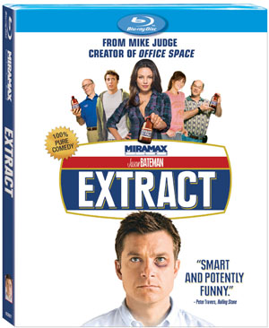 Extract was released on Blu-Ray and DVD on December 22nd, 2009.