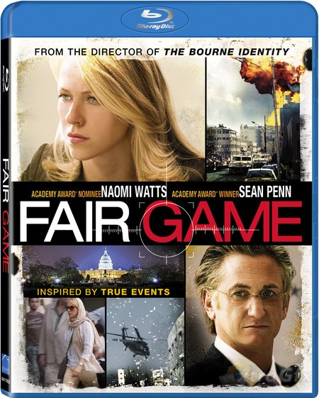 Fair Game was released on Blu-Ray and DVD on March 29th, 2011
