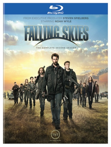 Falling Skies: The Complete Second Season was released on Blu-ray and DVD on June 4, 2013