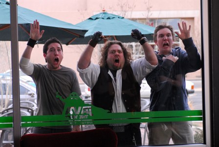 Chris Marquette, Dan Fogler and Sam Huntington star in Kyle Newman's FANBOYS.