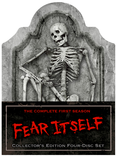 Fear Itself was released on DVD on September 15th, 2009.