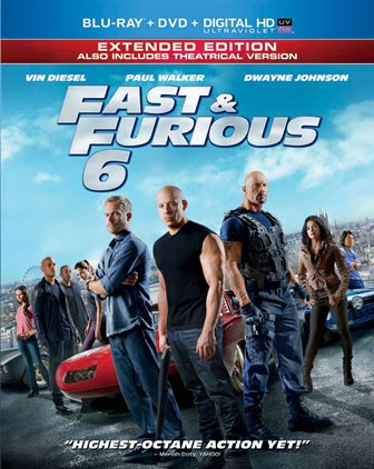 Fast and Furious 6: Extended Edition