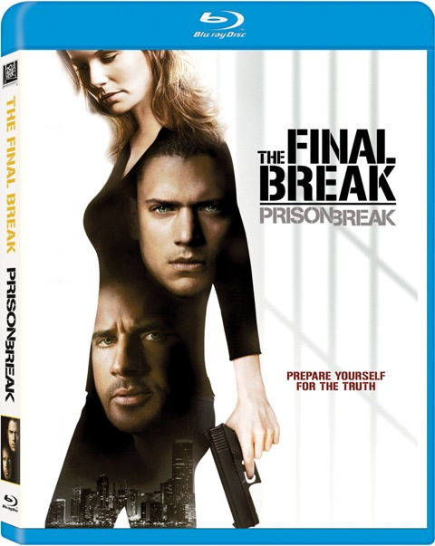 Prison Break: The Final Break was released on Blu-Ray on July 21st, 2009.