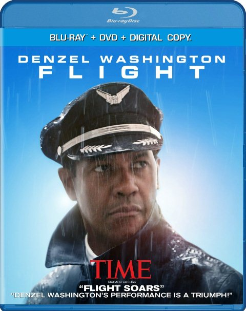 Flight was released on Blu-ray and DVD on February 5, 2013