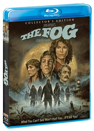 The Fog was released on Blu-ray on July 30, 2013