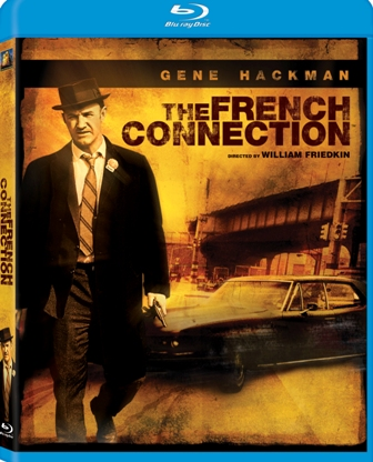 The French Connection was released on Blu-Ray on February 24th, 2009.