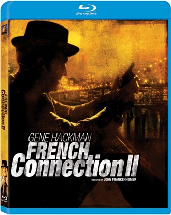 The French Connection II was released on Blu-Ray on February 24th, 2009.