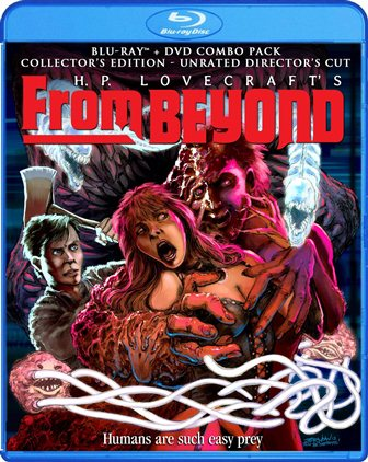 From Beyond was released on Blu-ray on March 5, 2013